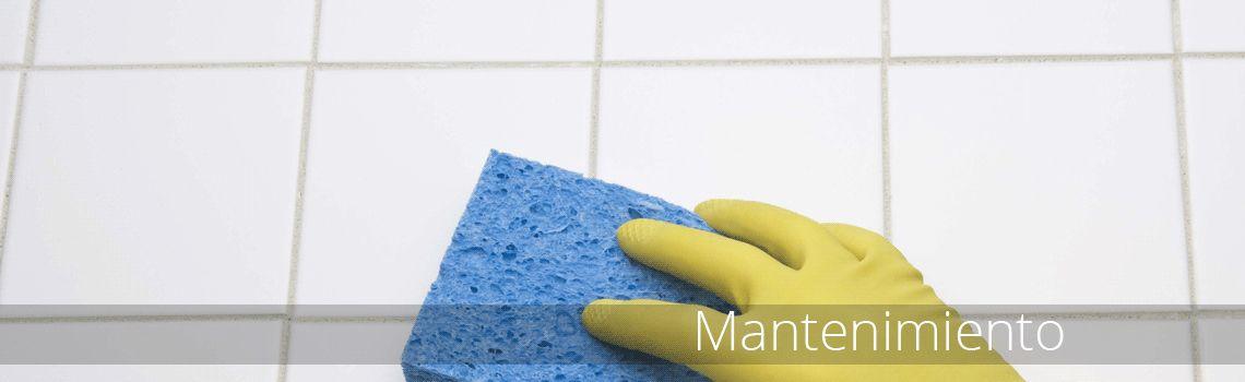 Productos químicos para la limpieza y el mantenimiento de la cerámica