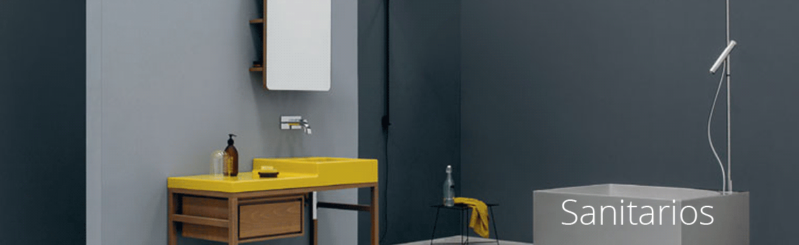 Sanitarios | Inodoros,lavabos y encimeras | Porcelana,resina,Solid surface