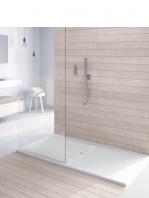 Plato de ducha textura madera carga mineral Wood
