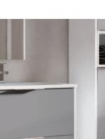 Mueble de baño de diseño Adrihosan. Fabricado en España