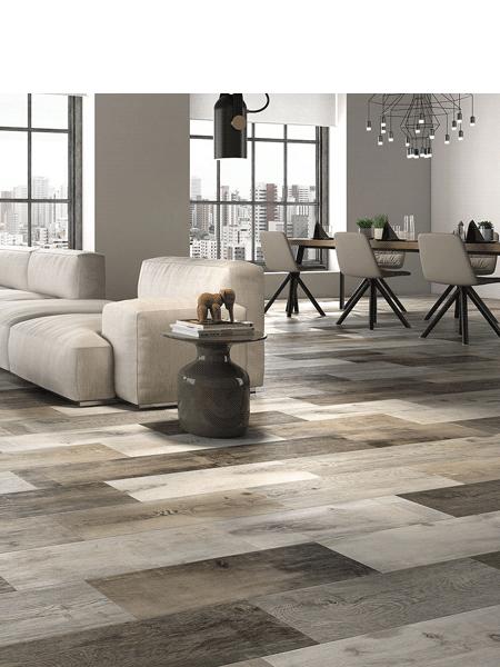 Pavimento porcel nico norway natural 22x84 cm imitaci n madera for Pavimento imitacion madera