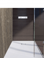 Plato de ducha Solid Surface Dilos blanco Antideslizante C3