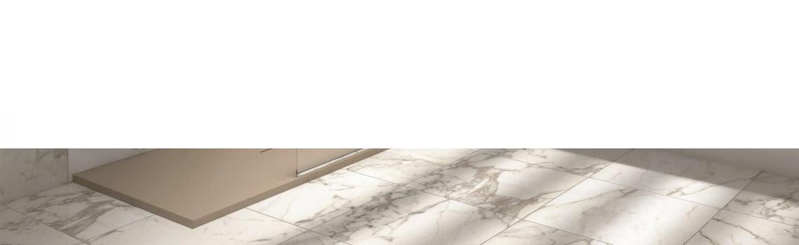 Plato de ducha textura pizarra resinas minerales Urban
