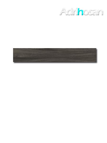 Pavimento porcelánico rectificado Oslo walnut 19,7x120 cm imitación madera (1.20 m2/cj)