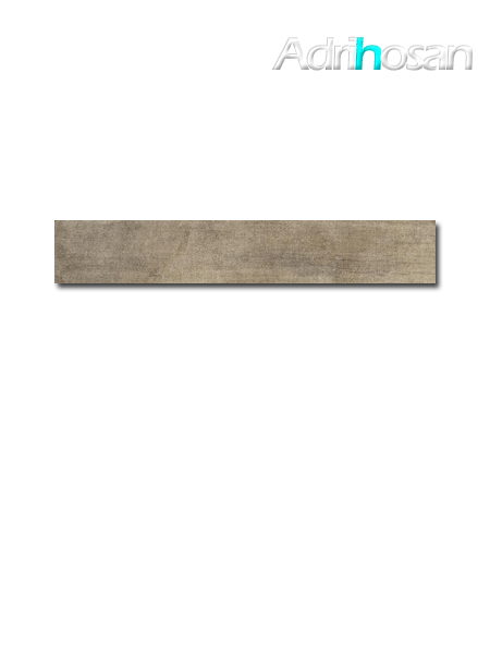 Pavimento porcelánico rectificado Wonder natural 19,7x120 cm imitación madera (1.20 m2/cj)