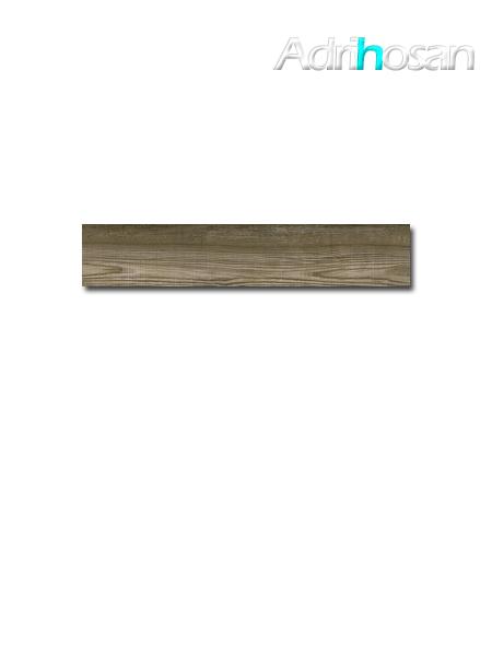 Porcelánico imitación madera Bosco ebony 23.3x120 cm(1.12 m2/cj)