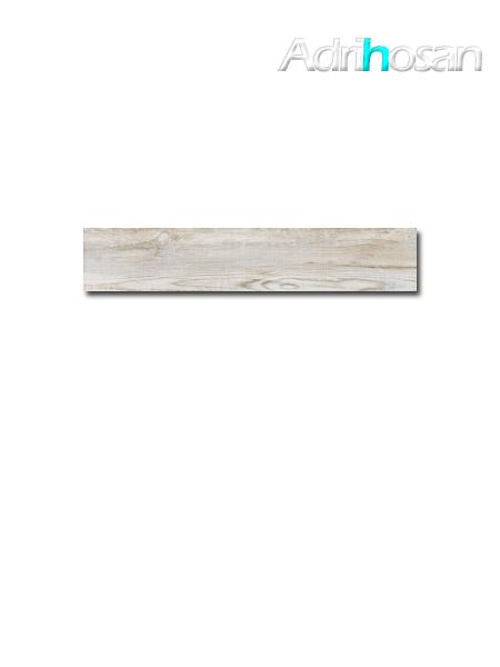 Porcelánico imitación madera Bosco White 23.3x120 cm(1.12 m2/cj)