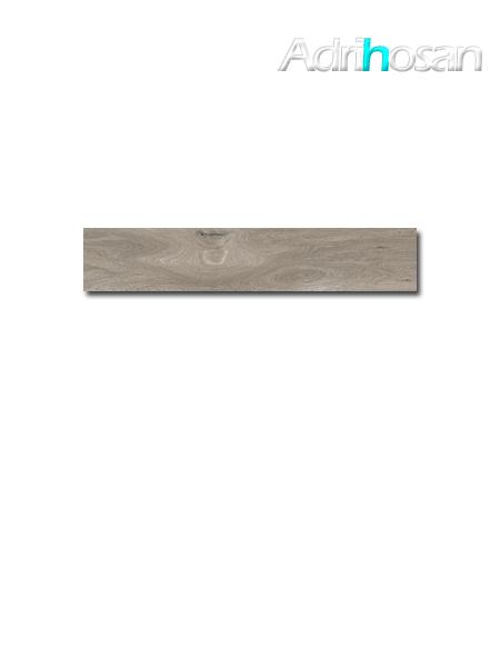 Porcelánico imitación madera Kenia Ebony 23.3x120 cm(1.12 m2/cj)