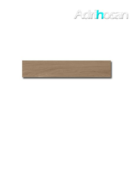 Porcelánico imitación madera Kenia Oak 23.3x120 cm(1.12 m2/cj)