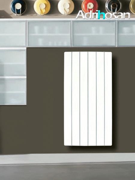 Radiador eléctrico Silicium Touch Vertical 50x100 cm tecnología Dual kherr