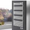 Radiador para calefacción central (agua) Davanti en blanco o cromo