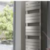 Radiador para calefacción central (agua) Hache en blanco