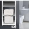 Radiador para calefacción central (agua) Uno en blanco,negro o cromo