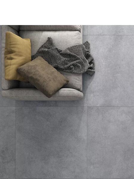 Pavimento porcelánico rectificado Space Gris 60x120 cm (1.44 m2/cj)