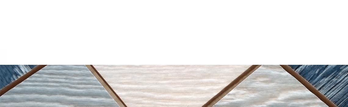 Azulejo porcelánico enmallado Collage 32 x 32 cm antideslizante