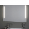 Espejo con iluminación frontal led Comfort lateral | Adrihosan