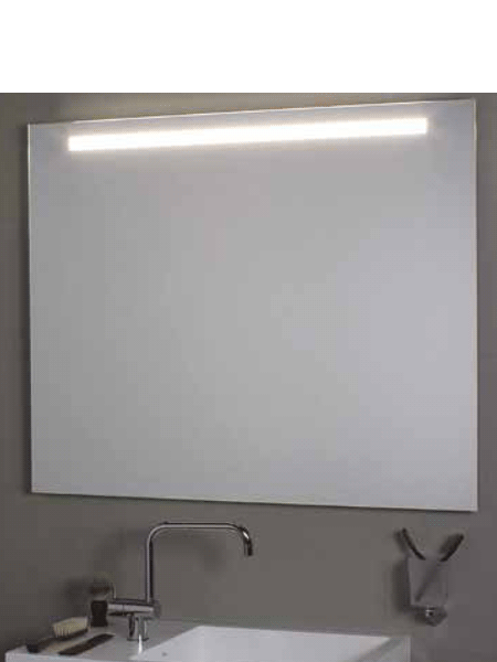 Espejo con iluminación LED doble frontal Comfort superior | Adrihosan