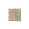Malla de mármol travertino Ares 30x30 cm | Adrihosan