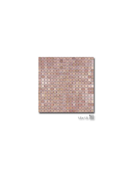 Malla decoración Acero Cooper 30 x 30 cm
