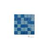Malla decoración Base cristal Andes Azul 30 x 30 cm