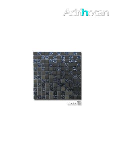 Malla decoración Base cristal Elegance Diamante 30 x 30 cm tesela de 2.3 x 2.3 cm (venta por mallas)