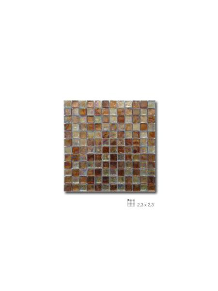Malla decoración Base cristal Boreal Ambar 30 x 30 cm