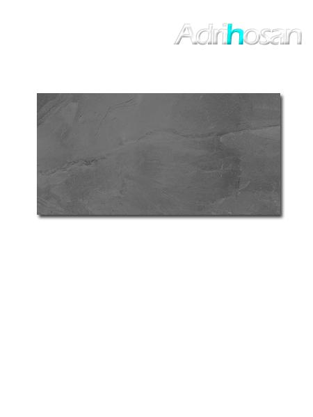 Pavimento porcelánico imitación pizarra Stonelife Grey 30 x 60 cm (1.44 m2/cj)