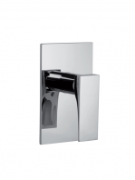 Mezclador empotrado para ducha Zeta design by Fima italia