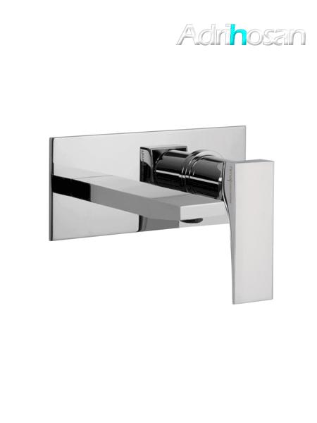 Monomando lavabo empotrado Zeta design by Fima italia