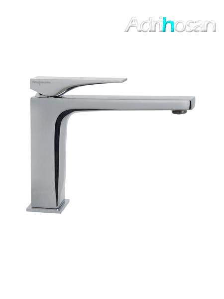 Monomando lavabo L Zeta design by Fima italia