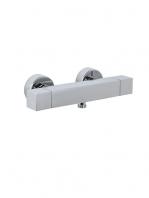 Mezclador termostático para ducha Zeta design by Fima italia