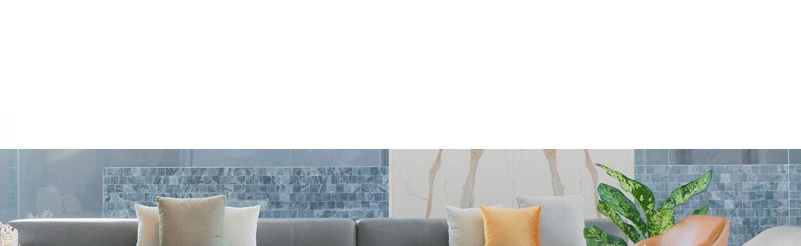 Techlam® Marvel Gold 5mm de espesor. Evocar la pureza del mármol blanco veteado es la base del porcelánico Marvel Gold.