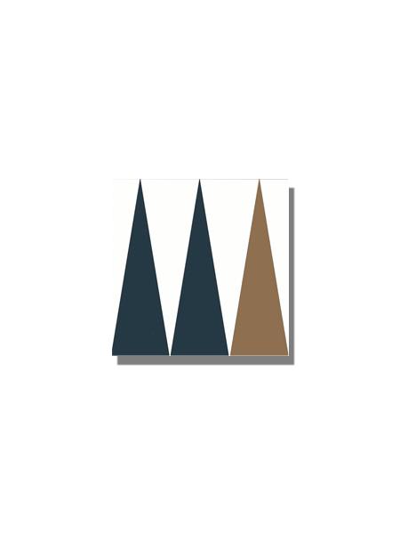 Baldosa hidráulica Benaco 20x20x1.5 cm de cemento pigmentado.Labaldosa hidráulicadecorativa se puede utilizar tanto en interior como en exterior.
