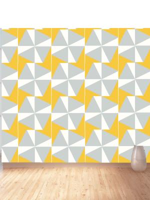 Baldosa hidráulica Dorda 20x20x1.5 cm de cemento pigmentado.Labaldosa hidráulicadecorativa se puede utilizar tanto en interior como en exterior.