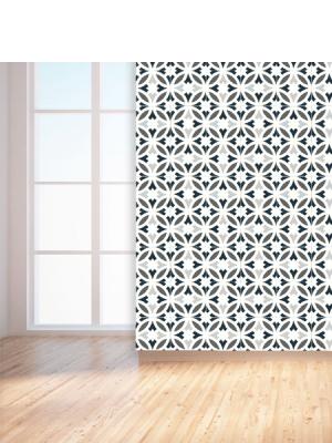 Baldosa hidráulica Gibert 20x20x1.5 cm de cemento pigmentado.Labaldosa hidráulicadecorativa se puede utilizar tanto en interior como en exterior.