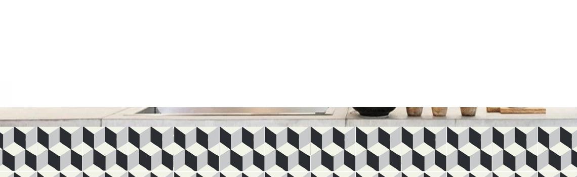 Baldosa hidráulica Güell 20x20x1.5 cm de cemento pigmentado.Labaldosa hidráulicadecorativa se puede utilizar tanto en interior como en exterior.