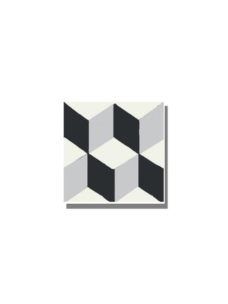 baldosa hidraulica guell 20 20 1 5 cm de cemento pigmentado