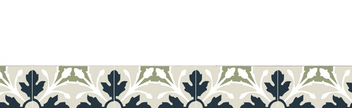 Baldosa hidráulica Jujol 20x20x1.5 cm de cemento pigmentado.Labaldosa hidráulicadecorativa se puede utilizar tanto en interior como en exterior.