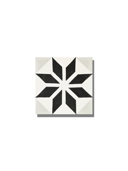 Baldosa hidráulica Macaya 20x20x1.5 cm de cemento pigmentado.Labaldosa hidráulicadecorativa se puede utilizar tanto en interior como en exterior.