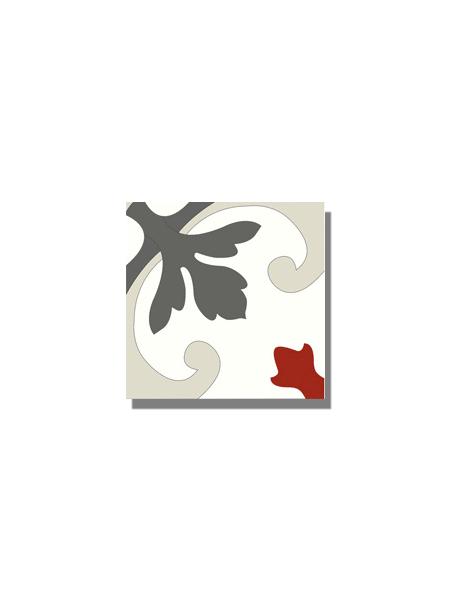 Baldosa hidráulica Montaner 20x20x1.5 cm de cemento pigmentado.Labaldosa hidráulicadecorativa se puede utilizar tanto en interior como en exterior.