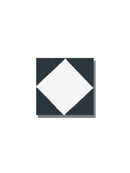 Baldosa hidráulica Terrades 20x20x1.5 cm de cemento pigmentado.Labaldosa hidráulicadecorativa se puede utilizar tanto en interior como en exterior.