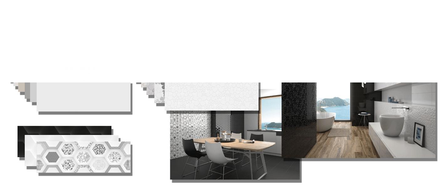 Revestimiento soft brillo 20 x 60 cm. Una serie de azulejos para paredes de colores cálidos para cualquier diseño de tu cocina o baño.