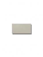 Azulejo tipo metro liso light grey brillo 10X20 cm. El clásico azulejo para decoraciones retro o vintage o incluso modernas o minimalistas. Primera calidad.