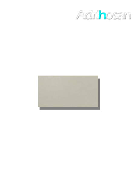 Azulejo tipo metro liso light grey brillo 10X20 cm (1 m2/cj)