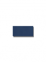 Azulejo tipo metro liso marine brillo 10X20 cm. El clásico azulejo para decoraciones retro o vintage o incluso modernas o minimalistas. Primera calidad.