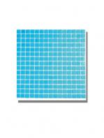 Gresite para piscinas tesela 2x2 cm malla 30x30 cm Azul claro. Un gresite en tonalidades azules que hará tu piscina única. Gran calidad. En Stock.