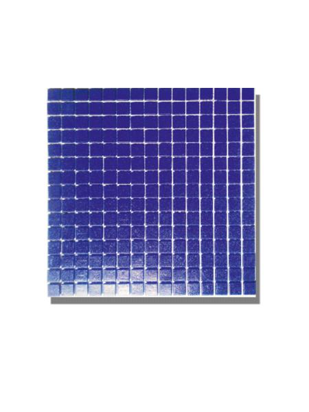 Gresite para piscinas tesela 2x2 cm malla 30x30 cm Azul oscuro. Un gresite en tonalidades azules que hará tu piscina única. Gran calidad. En Stock.