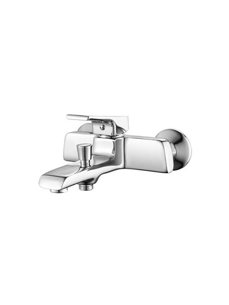 Monomando bañera luxor cromo brillo. Una grifería de baño sencilla y funcional pero con un diseño verdaderamente increíble.