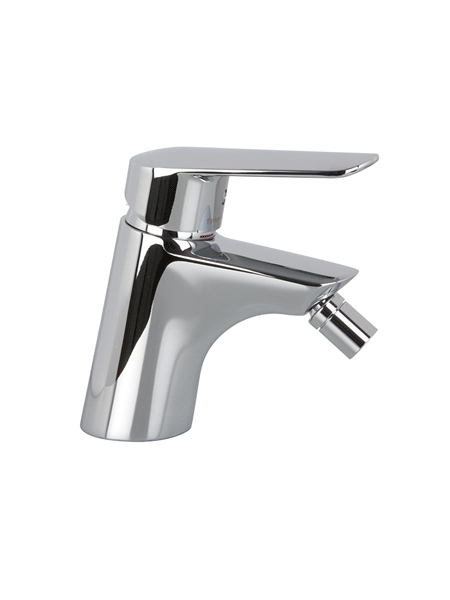 Monomando bide Spot design by Fima italia. Grifo monomando fabricado con toda la calidad italiana y un diseño funcional y sencillo, ideal decoración.
