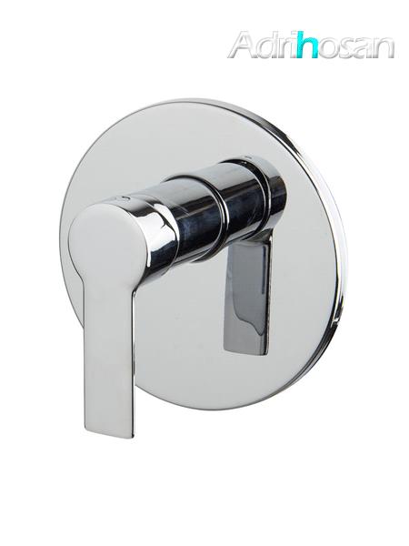 Mezclador empotrado con desviador 1 salida Mast design by Fima italia